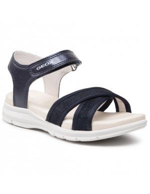GEOX bērnu zilas sandales SANDAL SUKIE GIRL