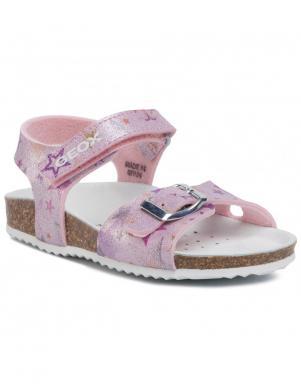GEOX bērnu rozā sandales meitenēm ADRIEL GIRL