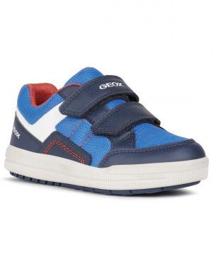 GEOX bērnu zili ikdienas apavi zēniem ARZACH BOY