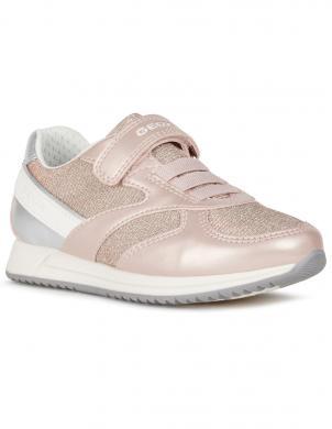 GEOX bērnu rozā ikdienas apavi meitenēm JENSEA GIRL