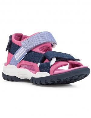 GEOX bērnu zilas sandales meitenēm BOREALIS GIRL
