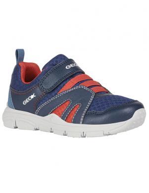 GEOX bērnu zili ikdienas apavi NEW TORQUE BOY