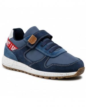 GEOX bērnu zili ikdienas apavi zēniem ALBEN BOY