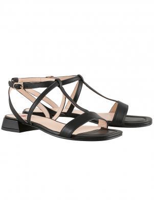 HOGL sieviešu melnas sandales LIBELLA