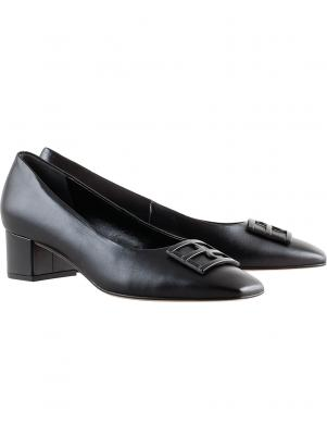 HOGL sieviešu melni apavi DELILA