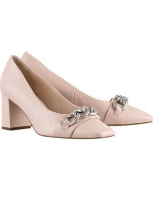 HOGL sieviešu krēmīgas krāsas apavi ar papēdi AMY
