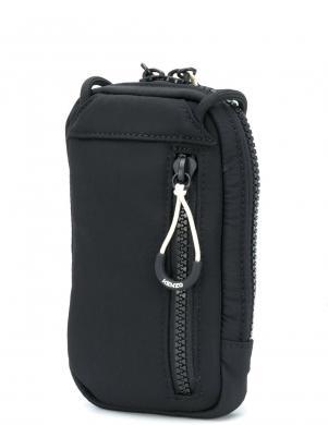 KENZO sieviešu melna soma pār plecu - telefona maciņš KENZO ACTIVE