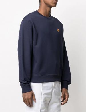 KENZO vīriešu tumši zils džemperis