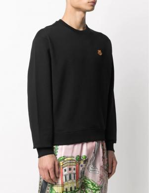 KENZO vīriešu melns džemperis