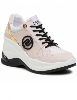 LIU JO sieviešu krēmīgi ikdienas apavi KARLIE REVOLUTION 30