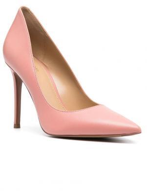 MICHAEL KORS sieviešu rozā ādas augstpapēžu apavi KEKE