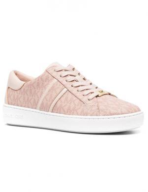 MICHAEL KORS sieviešu rozā ikdienas apavi KEATON STRIPE