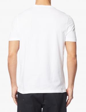 MICHAEL KORS vīriešu tumši pelēks Polo tipa krekls ar īsām piedurknēm