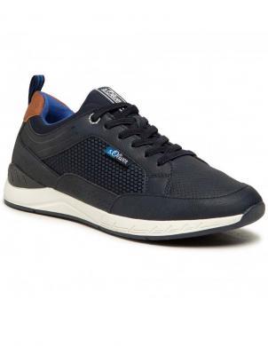 S.OLIVER vīriešu zili ikdienas apavi