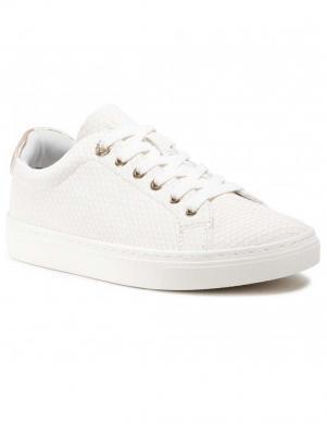 S.OLIVER sieviešu balti ikdienas apavi