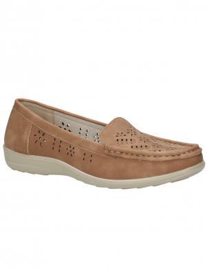 LAURA BERG sieviešu brūni ikdienas apavi