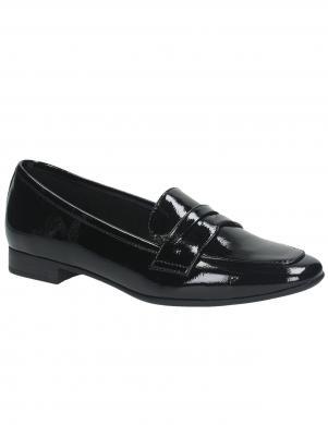 VENTURINI sieviešu melni apavi