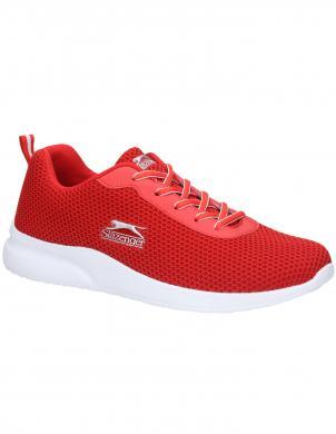 SLAZENGER vīriešu sarkani ikdienas apavi