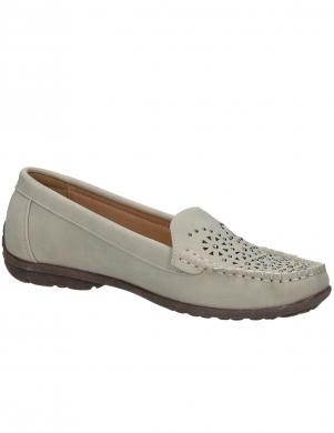 LAURA BERG sieviešu smilšu krāsas ikdienas apavi