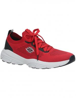 DOCKERS vīriešu sarkani ikdienas apavi