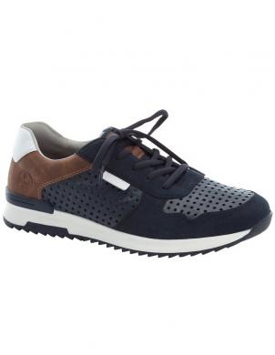 RIEKER vīriešu zili ikdienas apavi