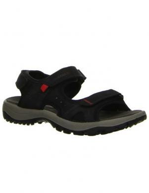 SALAMANDER sieviešu melnas sandales LAKE