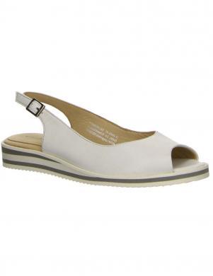 SALAMANDER sieviešu baltas sandales REBECCA