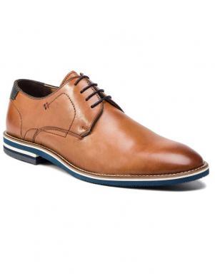 SALAMANDER vīriešu brūni klasiski apavi VASCO