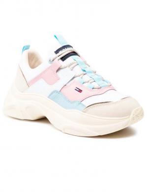 TOMMY JEANS sieviešu dažādu krāsu ikdienas apavi TOMMY JEANS LIGHTWEIGHT SHOE
