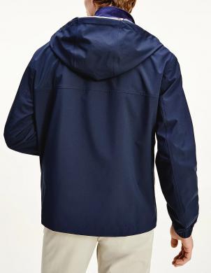 TOMMY HILFIGER vīriešu tumši zila jaka