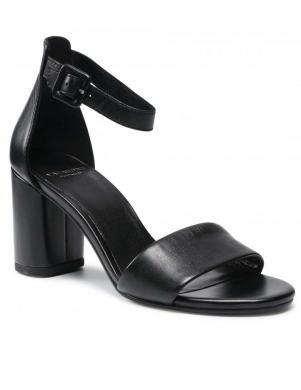 VAGABOND sieviešu melnas sandales PENNY