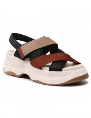 VAGABOND sieviešu brūnas sandales ESSY