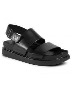VAGABOND sieviešu melnas sandales ERIN