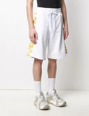 VERSACE JEANS COUTURE vīriešu balti gari šorti