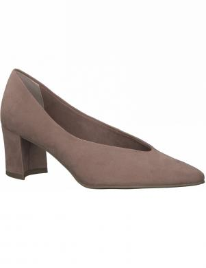 MARCO TOZZI sieviešu eleganti rozā apavi