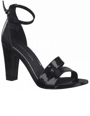 MARCO TOZZI sieviešu melnas augstpapēžu sandales