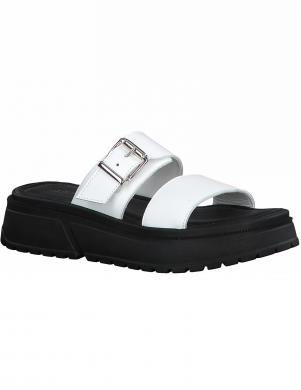 TAMARIS sieviešu baltas sandales - čības