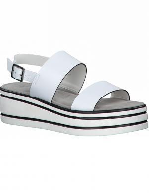 TAMARIS sieviešu baltas sandales