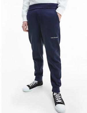 CALVIN KLEIN JEANS vīriešu zilas sporta stila bikses
