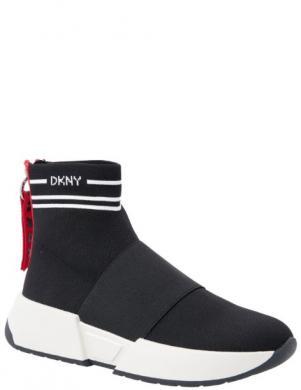 DKNY sieviešu melni ikdienas apavi-zābaki MARINI