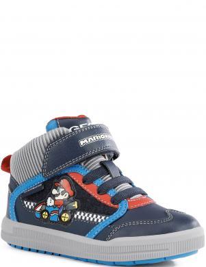 GEOX bērnu zili ikdienas apavi - zābaki zēniem ARZACH