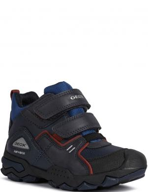 GEOX bērnu zili ikdienas apavi - zābaki zēniem BULLER