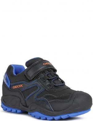 GEOX bērnu melni ikdienas apavi zēniem N.SAVAGE