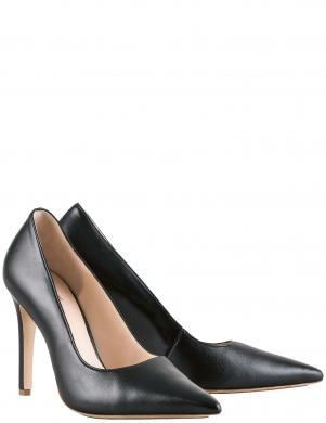 HOGL sieviešu melni ādas augstpapēžu apavi BOULEVARD 90