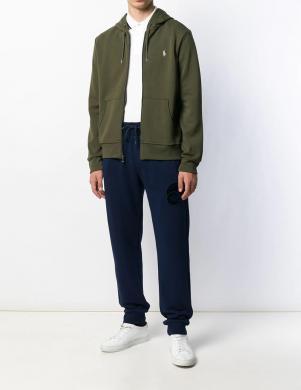 POLO RALPH LAUREN zaļš vīriešu džemperis