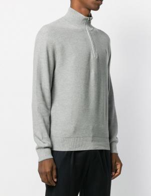 POLO RALPH LAUREN pelēks vīriešu džemperis