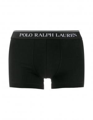 POLO RALPH LAUREN melnas vīriešu apakšbikses 3 gab.