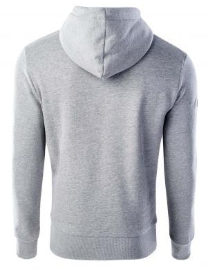 SUPERDRY vīriešu pelēks džemperis ar kapuci VL ITAGO HOODIE