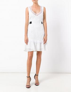 CAVALLI CLASS stilīga baltas krāsas sieviešu kleita