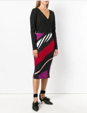 CAVALLI CLASS krāsaina stilīga kleita